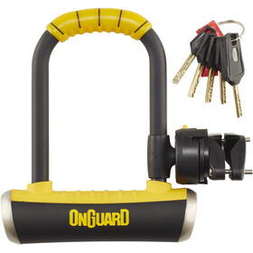 Onguard Pitbull Mini Bügelschloss 90x140mm Ø14mm